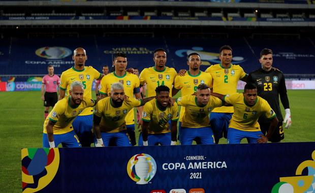 Copa America. Kolejne zwycięstwo Brazylii, remis Kolumbii z Wenezuelą