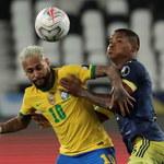 Copa America. Niezwykły koniec meczu Brazylii z Kolumbią. Brazylijczycy eksplodowali