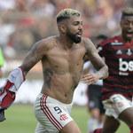 Copa Libertadores. Flamengo Rio de Janeiro - River Plate Buenos Aires 2-1 w finale
