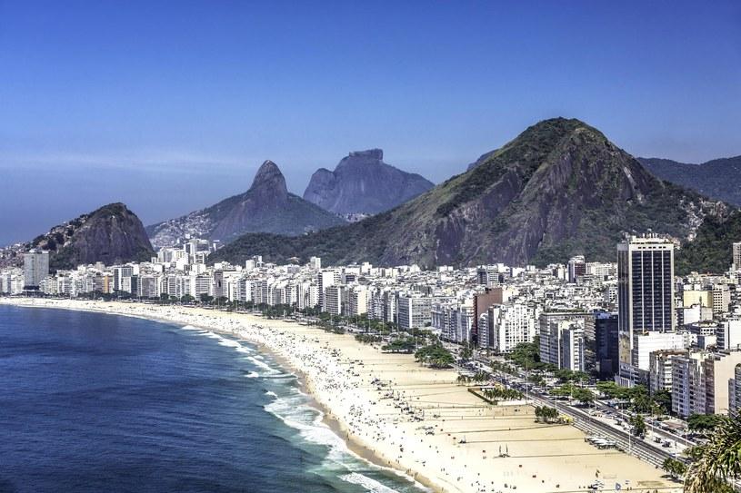 Copacabana to marzenie niejednego turysty /123/RF PICSEL /123RF/PICSEL