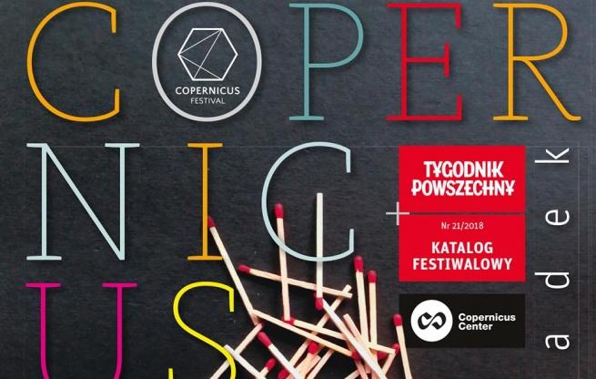 Copernicus Festival odbędzie się w Krakowie w dniach 22-27 maja /Copernicus Festival /INTERIA.PL