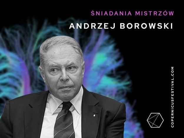 Copernicus Festival: Z prof. Andrzejem Borowskim o wyobraźni /