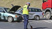 Coraz mniej wypadków na polskich drogach
