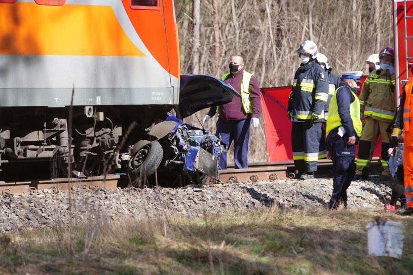 Coraz rzadziej dochodzi do takich tragicznych wypadków /GRZEGORZ DEMBINSKI/POLSKA PRESS /East News