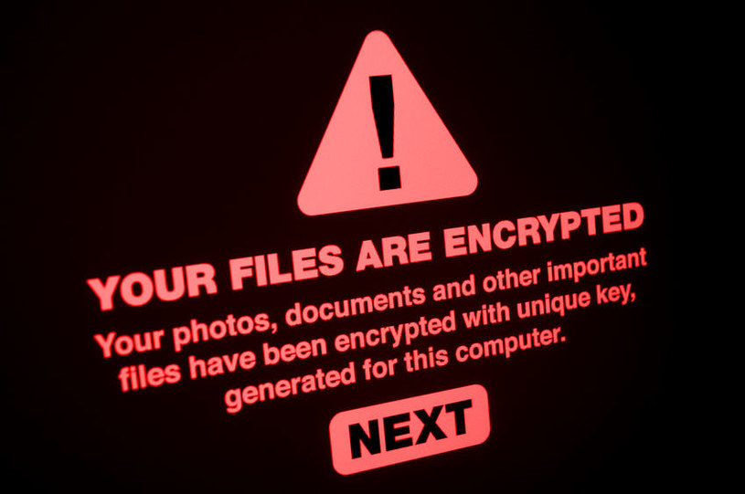 Coraz więcej ataków ransomware /123RF/PICSEL