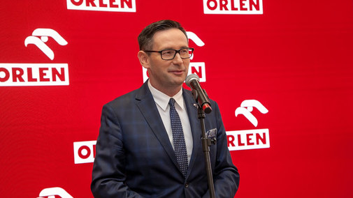 Coraz więcej polskich produktów na stacjach Orlenu