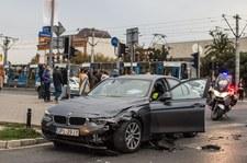 0007OSGJDVBUEF1R-C307 Coraz więcej rozbitych policyjnych BMW
