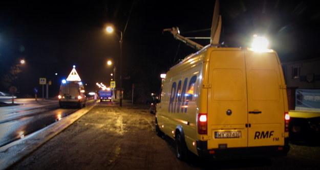Coraz większe korki tworzą się przy wjeździe do Warszawy i Krakowa /Michał Dukaczewski /RMF FM