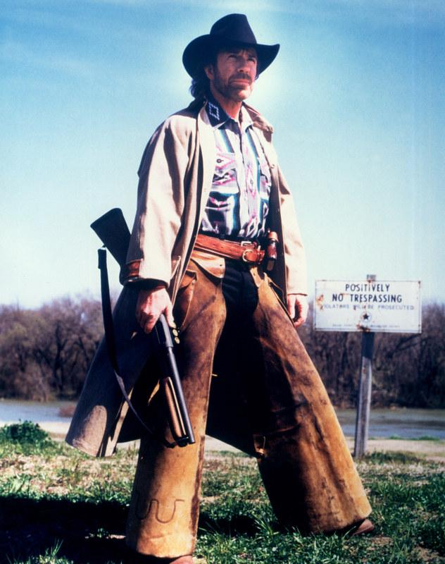 Cordell Walker (Chuck Norris) /AKPA