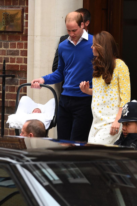 Córeczka pary urodziła się 2 maja /Ian Gavan /Getty Images