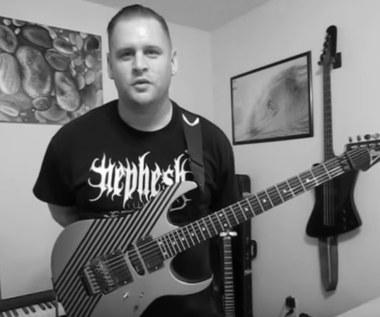 Corey Steger nie żyje. Gitarzysta zginął w wypadku samochodowym