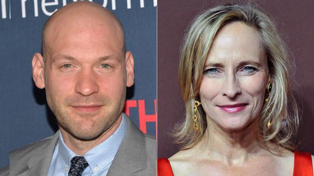 """Corey Stoll i Laila Robins wystąpią w 4. serii """"Homeland"""". /Ben Gabbe, Henry S. Dziekan III /Getty Images"""