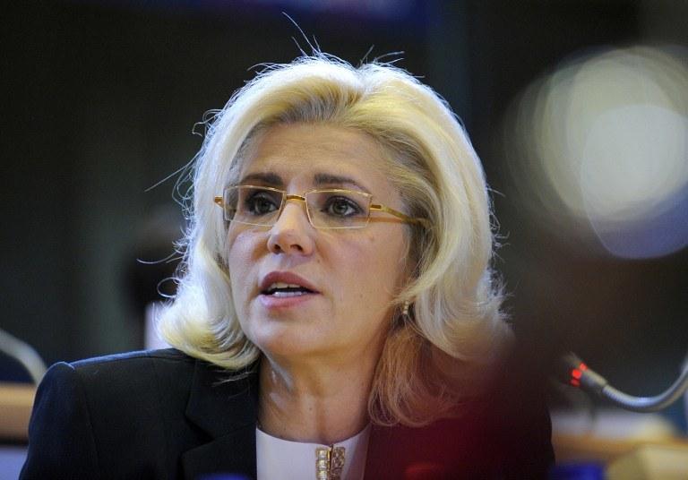 Corina Cretu /AFP