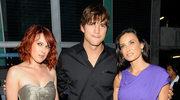 Córka Demi Moore podkochiwała się Ashtonie Kutcherze!