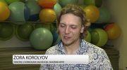 Córka Żory Korolyova idzie w ślady ojca