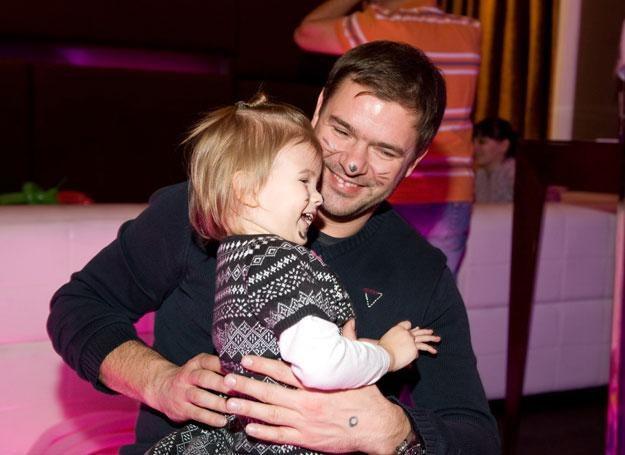Córkę Lenkę najbardziej lubu rozpieszczać / fot. J. Antoniak /MWMedia