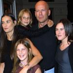 Córki Demi Moore i Bruce'a Willisa pokazały się nago!