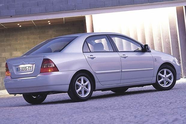Corolla Sedan (kliknij) /INTERIA.PL