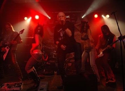 Corruption podczas Wacken Metal Battle 2007 /