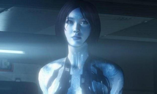"""Cortana - asystent głosowy, nazwany na cześć postaci z serii gier """"Halo"""" /materiały prasowe"""
