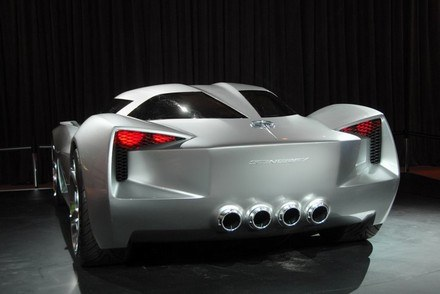 Corvette centennial /