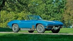 Corvette głównego stylisty GM na sprzedaż