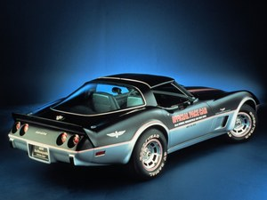 Corvette Indy 500 Pace Car (1978) /Chevrolet