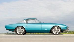 Corvette we włoskim garniturze