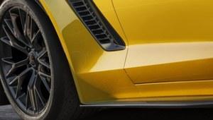 Corvette Z06 w Detorit