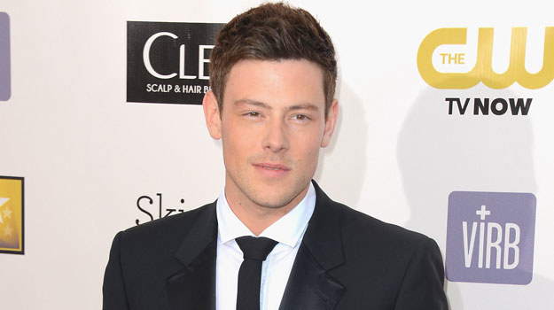 Cory Monteith /Frazer Harrison /Getty Images