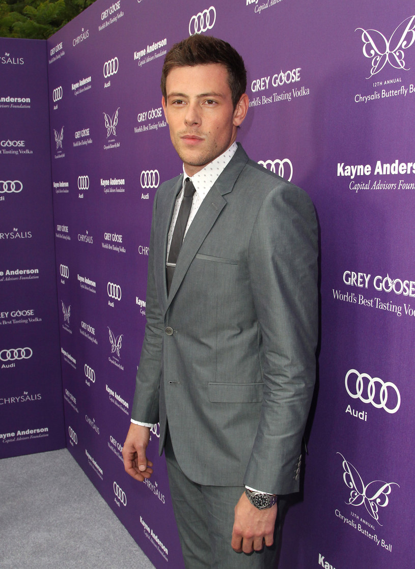 Cory Monteith /Getty Images