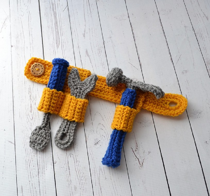 Coś dla małego fachowca /Christins from My Sweet Potato 3 /ravelry.com