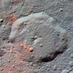 Coś organicznego na Ceres