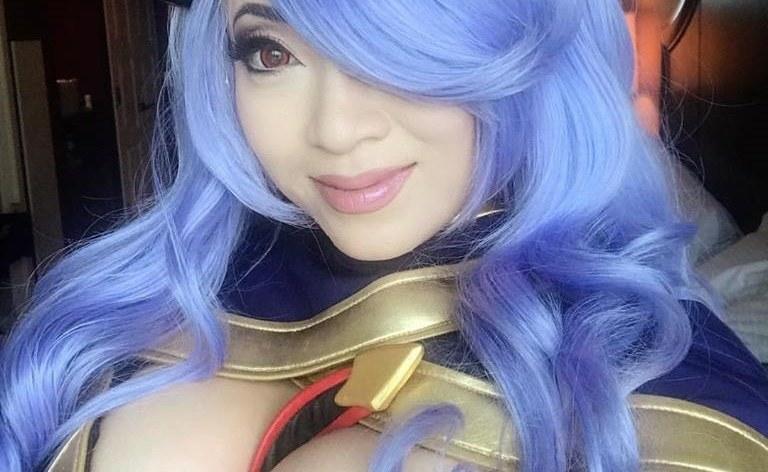 Cosplay: Camilla z Fire Emblem Fates /Instagram