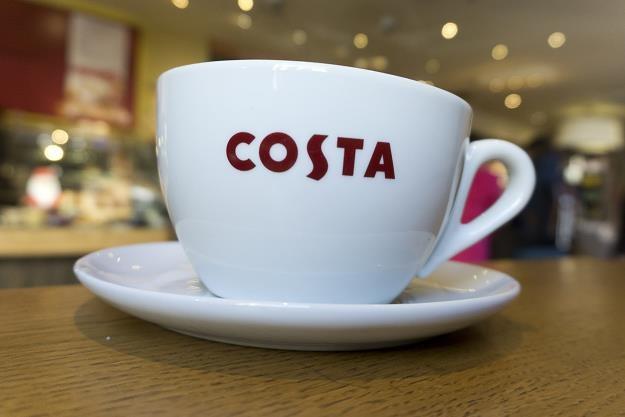 Costa Cofee działa z powodzeniem m.in. w Polsce /AFP