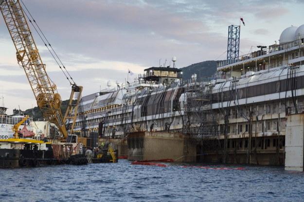 Costa Concordia będzie demontowana przez blisko dwa lata