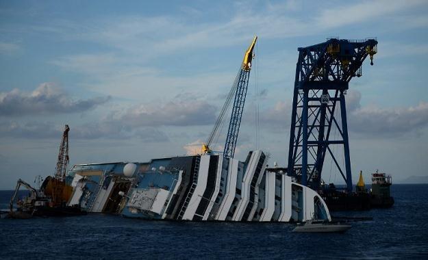 Costa Concordia /AFP