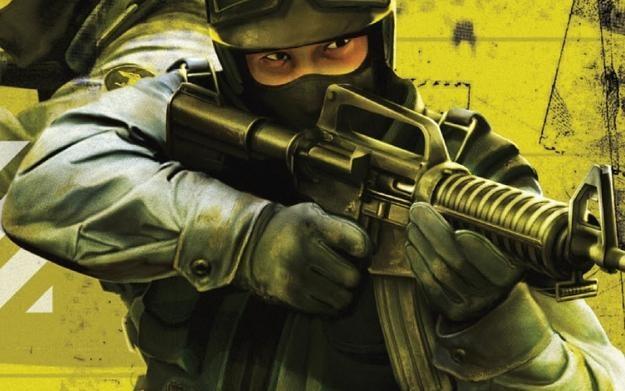 Counter Strike - motyw graficzny /Informacja prasowa