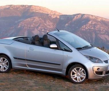 Coupe-cabrio od Mitsubishi