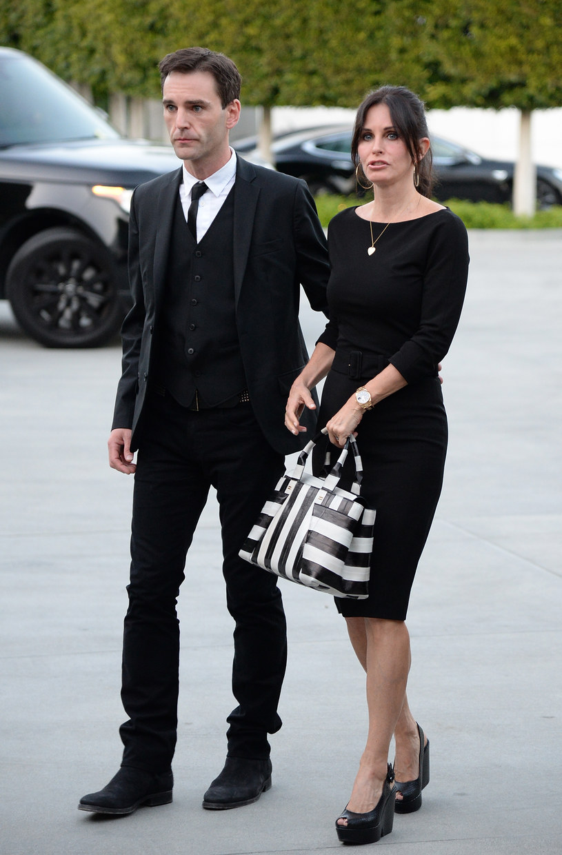 Courteney Cox i Johnny McDaid /Jason Merritt /Getty Images