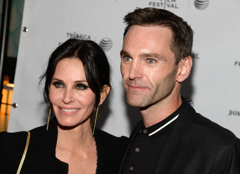 Courtney Cox i Johnny McDaid /Getty Images