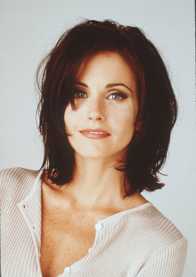 Courtney Cox w 1996 roku /Hulton Archive /Getty Images