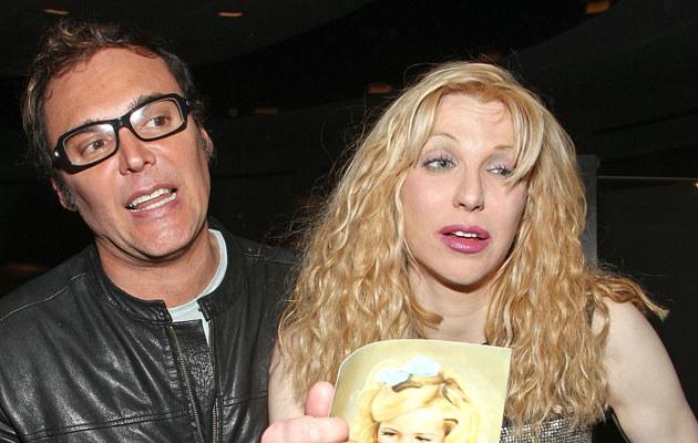 Courtney Love, fot. Alberto E. Rodriguez  /Getty Images/Flash Press Media