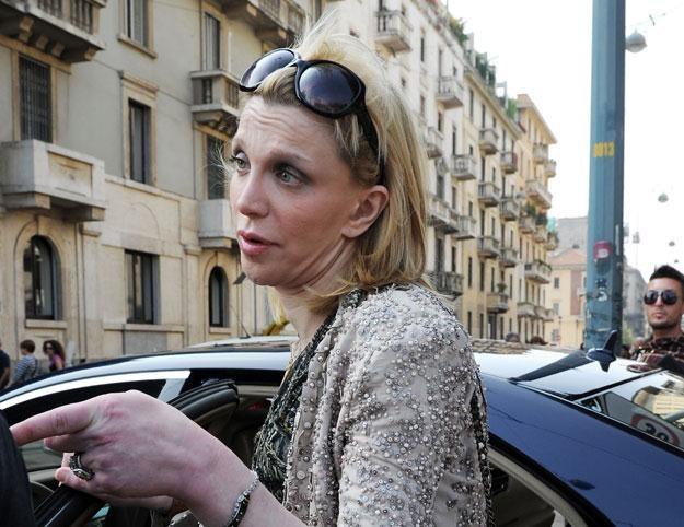 Courtney Love nagrabiła sobie u córki fot. Pier Marco Tacca /Getty Images/Flash Press Media