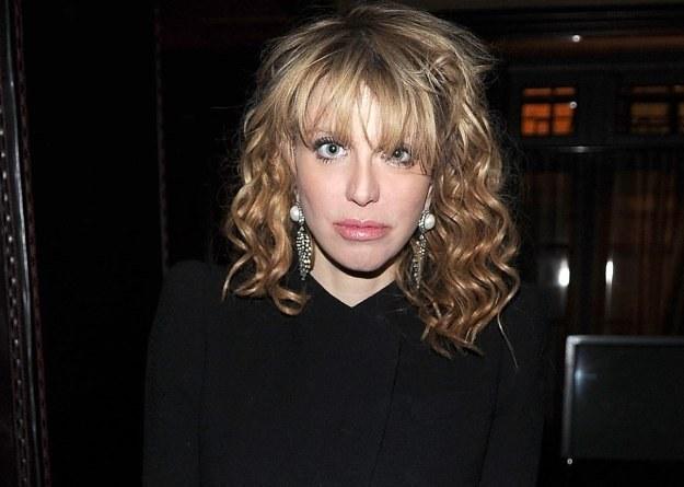 Courtney Love znów potrzebuje  pomocy fot. Dimitrios Kambouris /Getty Images/Flash Press Media