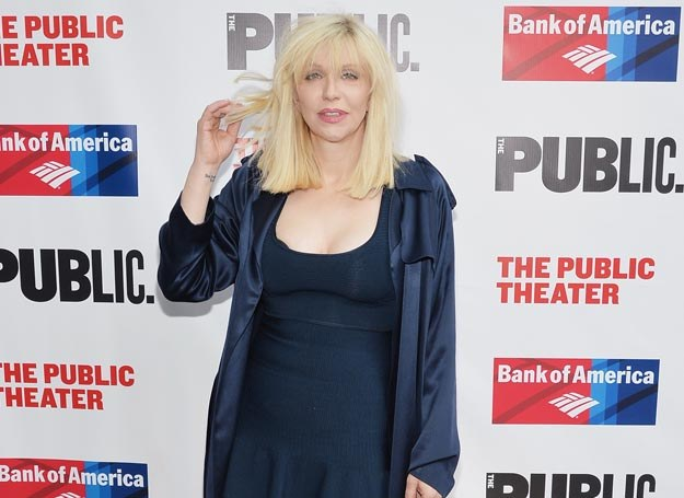 Courtney Love /Getty Images