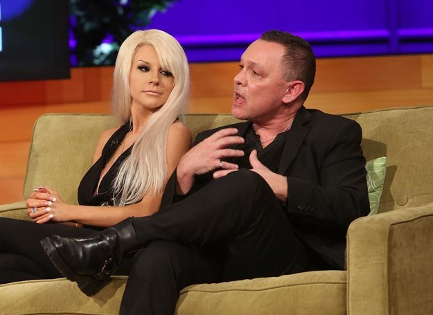 Courtney Stodden i Doug Hutchison /Getty Images