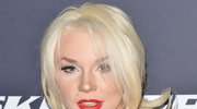 Courtney Stodden tańczy na rurze