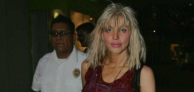 Courtney w Hollywood 30 lipca  /Splashnews