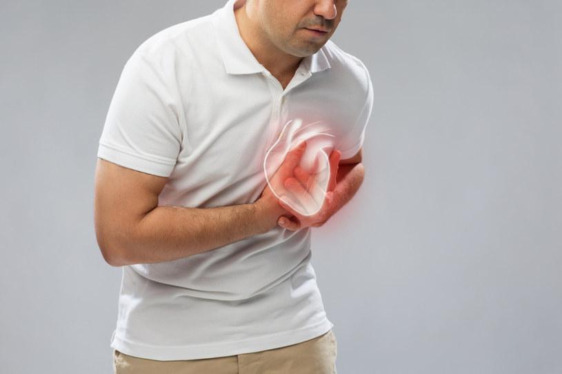COVID-19 może poważnie uszkadzać serce, także u osób, które wcześniej były zdrowe /123RF/PICSEL